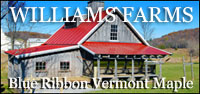 Blue Ribbon Vermont Maple